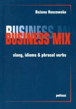 Business mix slang idioms pharasal verbs Br