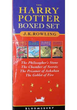 The Harry Potter boxed set