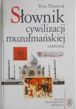 Słownik cywilizacji muzułmańskiej