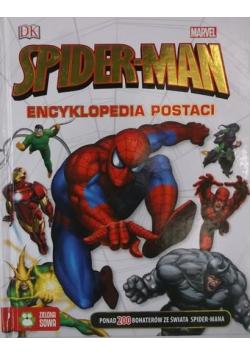 SpiderMan Encyclopedia postaci