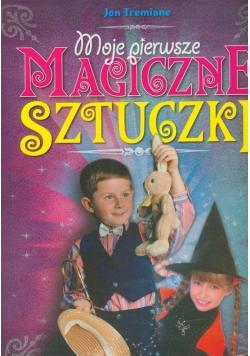 Moje pierwsze magiczne sztuczki