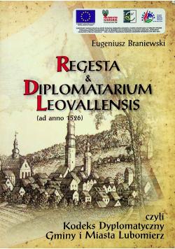 Regesta & Diplomatarium Leovallensis
