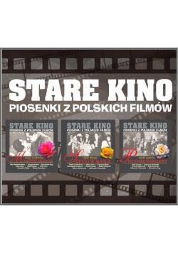 Stare kino. Piosenki z polskich filmów (3CD)