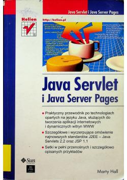 Java Servlet i Java Servlet Pages