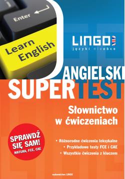 Angielski Supertest Słownictwo w ćwiczeniach