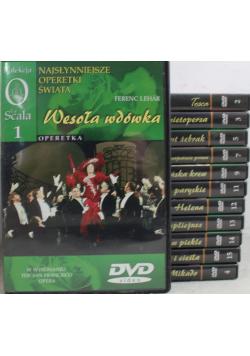 Kolekcja La Scala Najsłynniejsze operetki świata 12 płyt