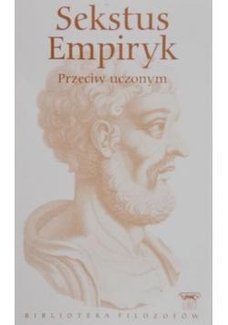 Sekstus Empiryk Przeciw uczonym