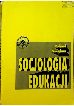 Socjologia edukacji