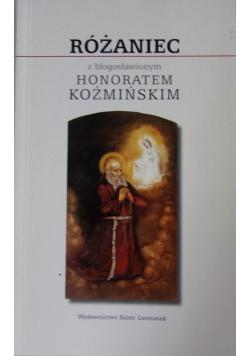 Różaniec z błogosławionym Honoratem Koźmińskim