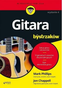 Gitara dla bystrzaków w.4