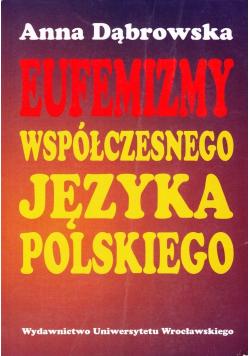 Eufemizmy współczesnego języka polskiego