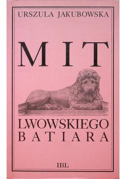 Mit lwowskiego batiara