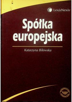 Spółka europejska