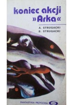 Koniec akcji Arka
