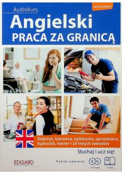 Angielski Praca za granicą plus 2CD