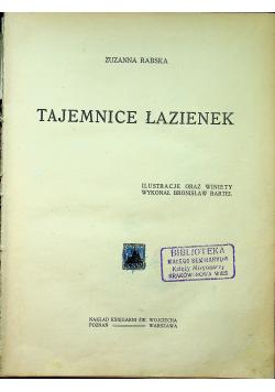 Tajemnice Łazienek ok 1947 r.
