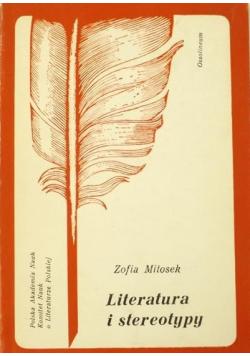 Literatura i stereotypy