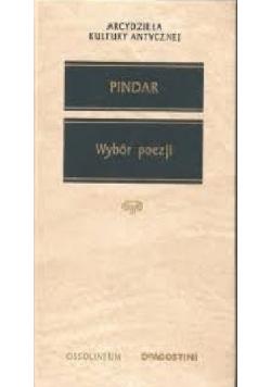 Wybór poezji Pindar
