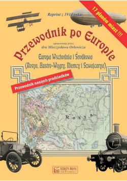 Przewodnik po Europie - Europa środkowa i wschodnia