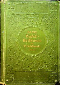 Atlas und grundriss der unfallheilkunde 1900 r.