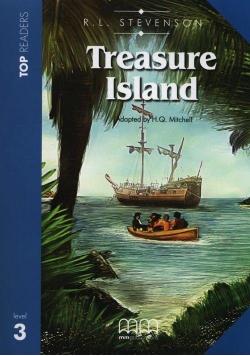 Treasure Island SB + CD MM PUBLICATIONS