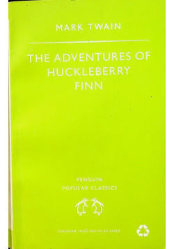 The Adventures of Huckleberry Finn pocket version