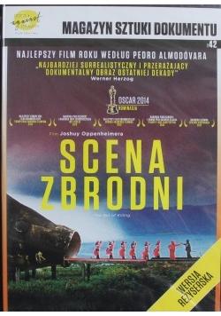 Scena zbrodni DVD Nowa
