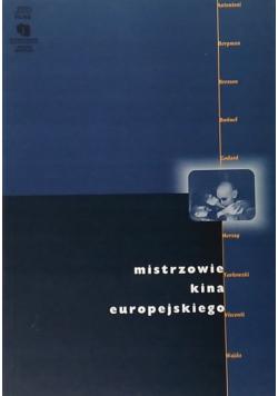 Mistrzowie kina europejskiego