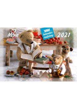 Kalendarz 2021 Rodzinny Misie WL6