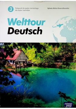 J Niemiecki 3 Welttour Deutsch