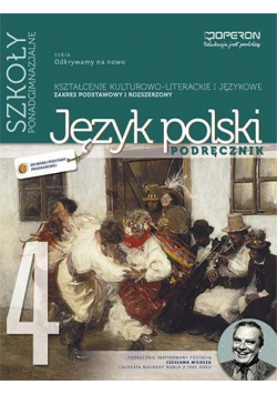 J.polski LO 4 Odkrywamy... podr ZPR w.2013 OPERON