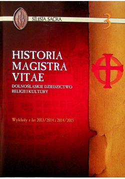 Historia magistra Vitae wykłady z lat 2013 2014 i 2014 2015