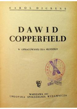 Dawid Copperfield 1947 r.