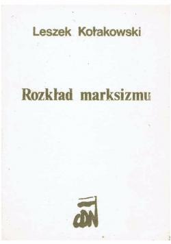 Rozkład marksizmu