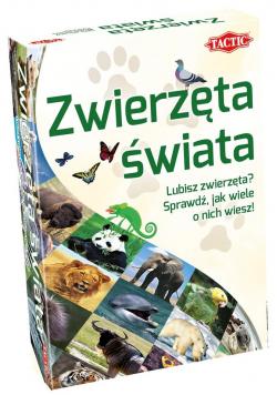 Quizy świata - zwierzęta świata