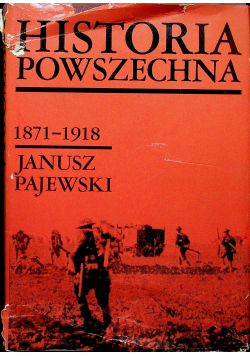 Historia powszechna. 1871-1918