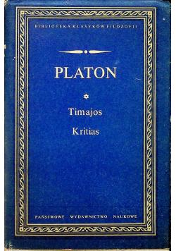 Timajos Kritias