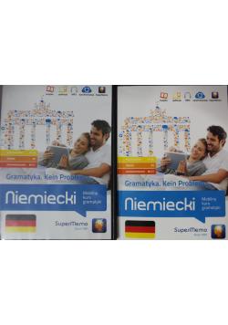 Niemiecki mobilny kurs gramatyki książka plus płyta