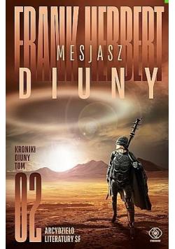Kroniki Diuny T2 Mesjasz Diuny w.2020