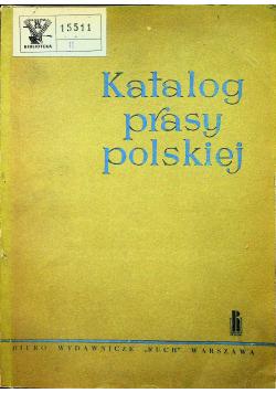 Katalog prasy Polskiej