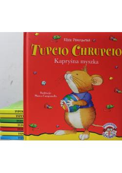 Tupcio Chrupcio 8 tomów