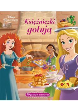 Księżniczki gotują. 50 pysznych przepisów!