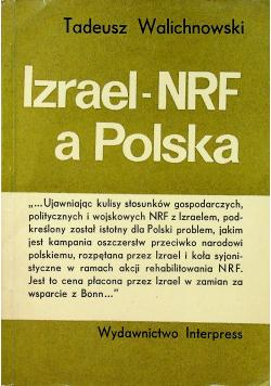 Izrael - NRF a Polska