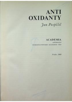 Anti oxidanty