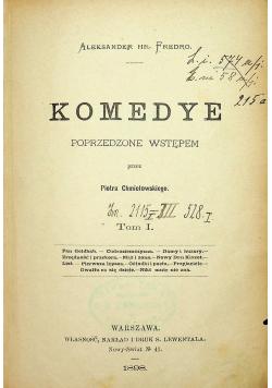Komedye 1898