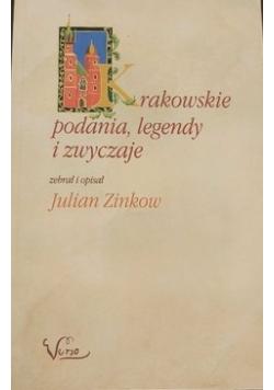 Krakowskie podania legendy i zwyczaje