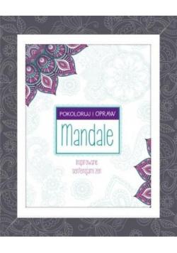 Mandale inspirowane sentencjami zen Nowa