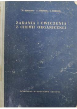 Zadania i ćwiczenia z chemii organicznej