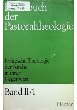 Handbuch der Pastoraltheologie