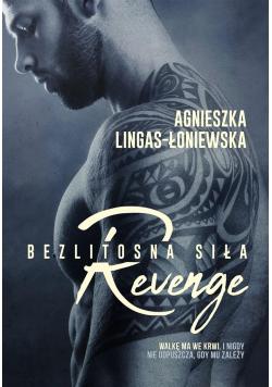Revenge. Bezlitosna siła T.5